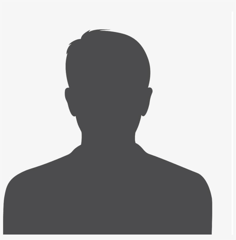 Blank Portrait Placeholder Image